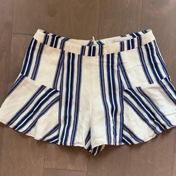 Lovers + Friends Pants - Lovers + Friends LA Flowy Shorts